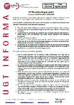 20150326 COMUNICADO UGT SAICA 15 2015 16 REU NEG CCNS