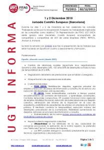 20151212 COMUNICADO UGT SAICA 73 2015 Foro CEU Barcelona_Página_1