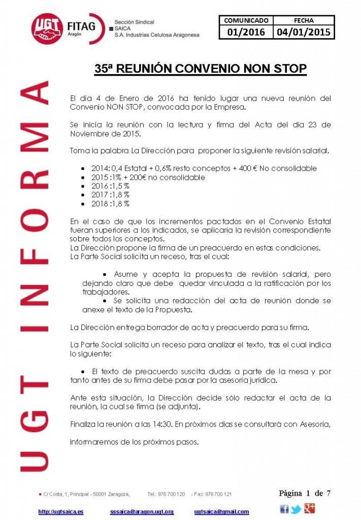 20160104 COMUNICADO UGT SAICA 1 2016 REU 35 CCNS_Página_1