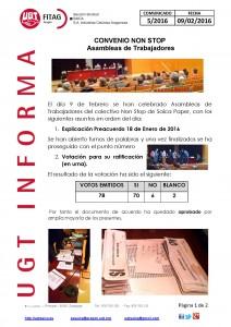 20160204 COMUNICADO UGT SAICA 5 2016 ASAMBLEAS CCNS 9 2 2016_Página_1